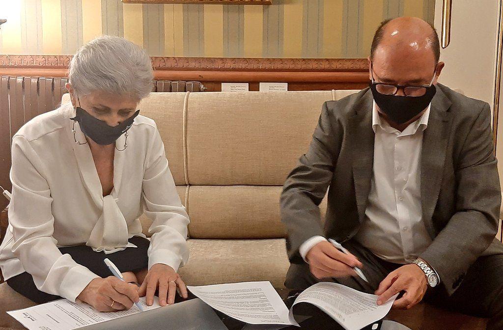 Convenio de colaboración con Manos Unidas