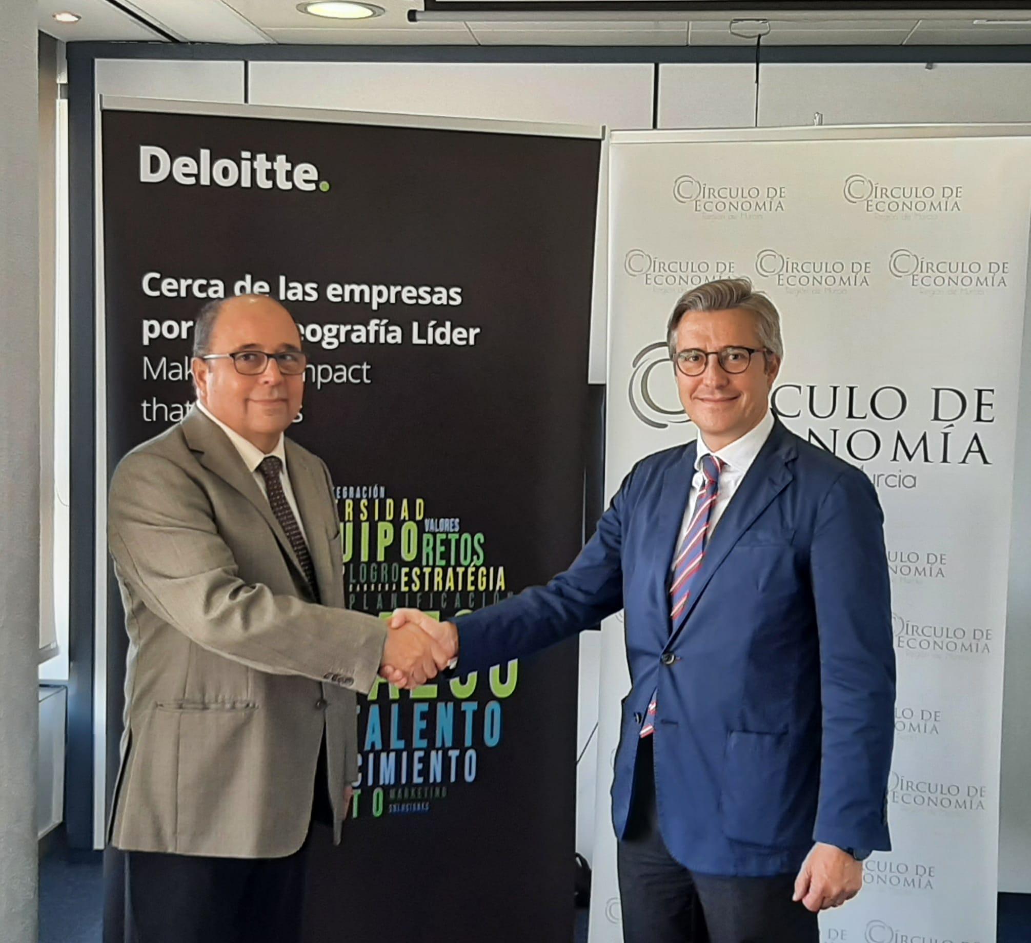 Deloitte se incorpora como socio protector al Círculo de Economía